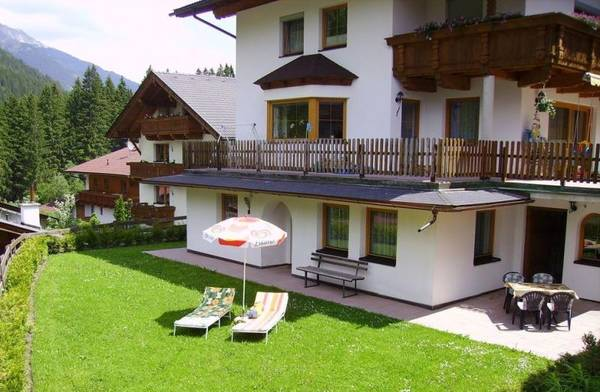 Appartement Ewald Siller in Neustift im Stubaital in Tirol