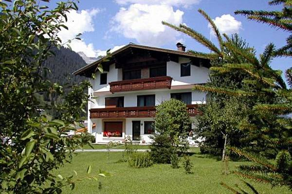 Appartements Hanny in Bach im Lechtal in Tirol