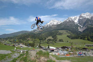 Out of Bounds - Bikepark in Leogang