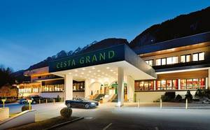 CESTA GRAND Aktivhotel & Spa****S in Bad Gastein - Urlaub in der Region Gasteinertal in Salzburg