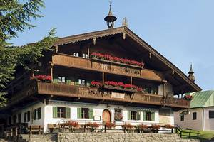 Gasthof - Pension Fuchswirt in Kelchsau - Ferienregion Hohe Salve in Tirol