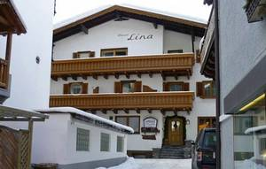 Haus Lina - Pension in St. Anton am Arlberg / Urlaub in Tirol