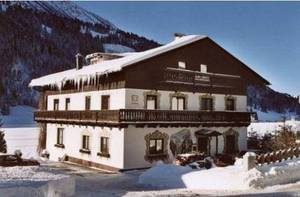 Haus Rosemarie*** - Appartements in Nesselwängle im Tannheimer Tal in Tirol