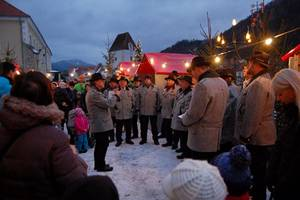 "Neuberger Christkindlmarkt ""ADVENT IM STIFT"" in der Steiermark"