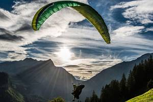 onair Paragliding Center - Flugschule Lechtal / Bach in der Ferienregion Lechtal in Tirol