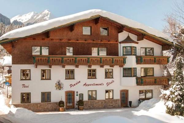 Pension Appartements Strolz in Bichlbach in der Tiroler Zugspitz Arena