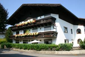 Pension Fischer in Zell am Moos am Irrsee in der Region Mondsee in Oberösterreich