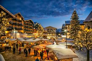 Romantischer Advent in der Olympiaregion Seefeld in Tirol