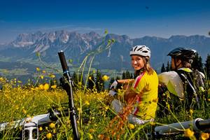 Top-Bike Destination - Urlaubsregion Schladming-Dachstein in der Steiermark