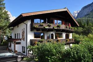 Tyrol Appartements - Urlaub in Ehrwald in der Zugspitz Arena in Tirol